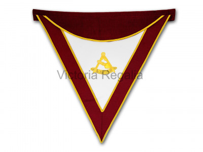 Royal Select Masters PTIM Apron Standard- English Constitution
