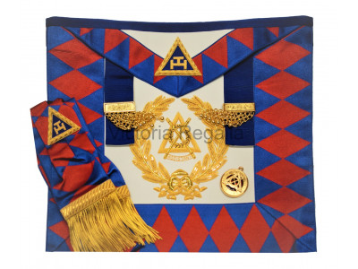 Supreme Grand Chapter Full Set Finest - English Constitution