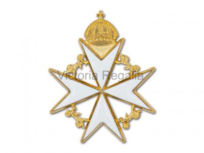 Irish Priors Cap Badge - Irish Constitution