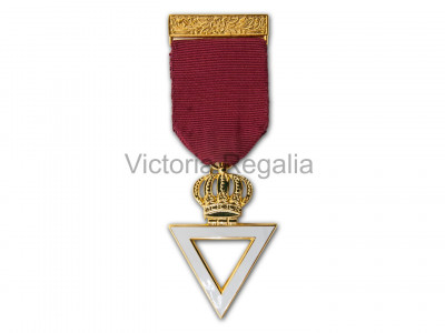 Royal & Select Masters Members Breast Jewel - English Constitution