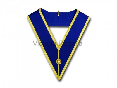 Prov. & Dist. Full Dress Apron & Collar - super - English Constitution