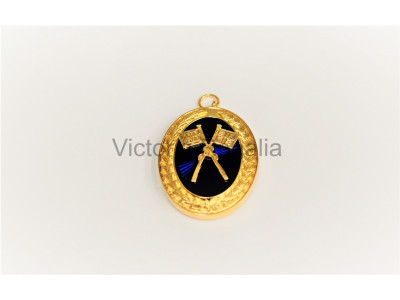 Grand Lodge Collar Jewel English Constitution