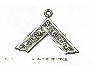 Officers Collar Jewel