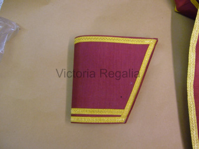 Irish RAC Gauntlets with No Badge- Irish Constitution