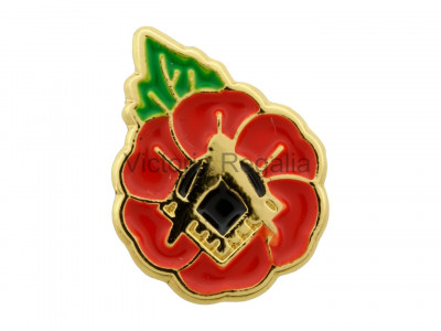 Masonic Freemasons Poppy - English