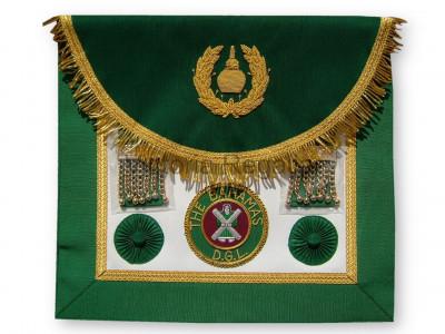 Past District or Provincial Grand Lodge Apron  - SCOTTISH