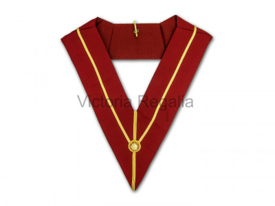 Royal Arch PZ Collar - English Constitution