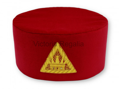 Royal Arch Cap Principals Hat each - SCOTTISH