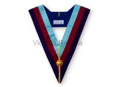 RAC supreme grand Tricolour collar - SCOTTISH