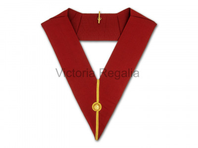 Royal Arch Officers Collar and Jewel - English Constitution