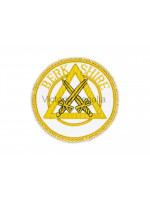 Royal Arch Provincial & District Apron Badge - English Constitution