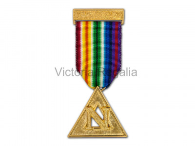 RAM Grand Rank Breast Jewel (Gilt) - English Constitution