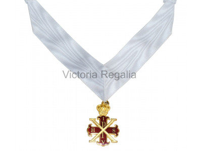 Red Cross of Constantine Viceroys Collarette, Jewel - English Constitution