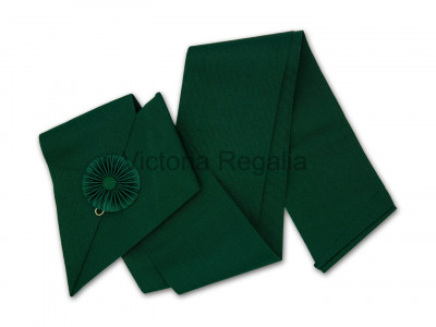 Royal Order of Scotland Green Cordon