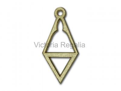 Royal Order of Scotland crimson cordon Jewel
