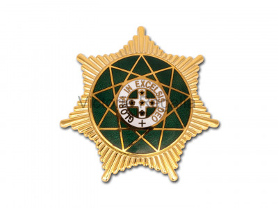 Royal Order of Scotland Breast Star