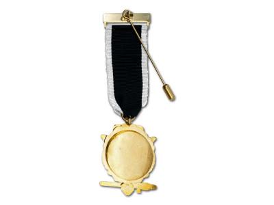 30th Degree Past Commanders Breast Jewel Base Metal  - SCOTTISH