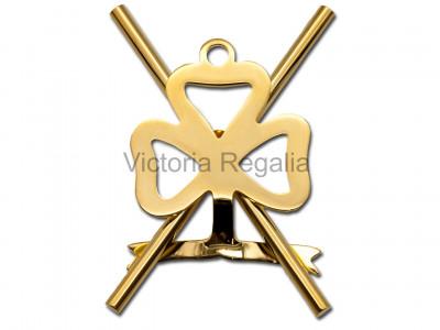 Director of Ceremonies  Collar jewel - Scottish Constitution