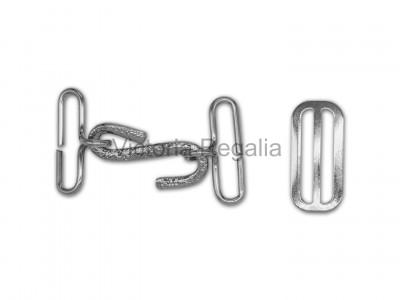 Masonic Apron Belt Metalwork Belting system  set 32mm S/Plated