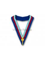 Royal Arch Tri-Colour Collarette - English Constitution