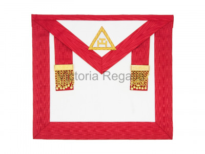 Irish Royal Arch Companion and Mark Mason Combination Apron Standard