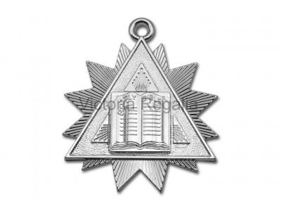 Chaplin Office Bearers Collar Jewel - English Constitution