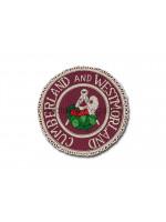 Stewards Apron Badge - English Constitution