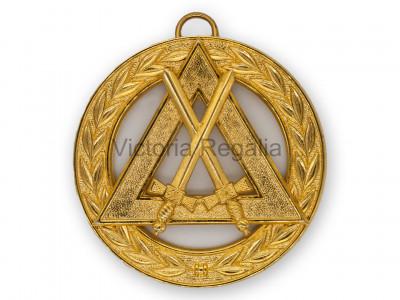 Royal Arch Acting Rank Collar Jewel - English Constitution