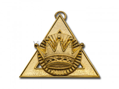 Royal Arch Officers Collar Jewel - English Constitution