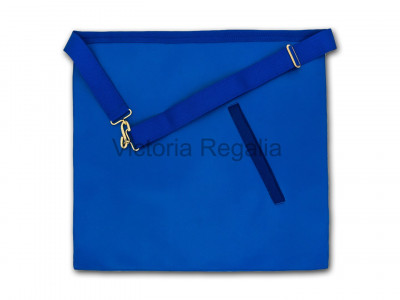 Royal Arch Provincial & District Apron without Badge - English Constitution