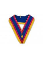 Mark Provincial Full Dress Collar -English Constitution