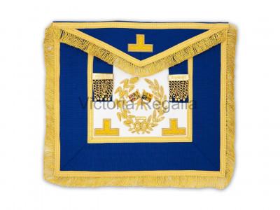 Grand Lodge Full Dress Apron - English Constitution