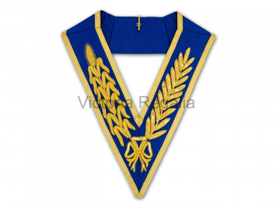 Grand Lodge Full Dress Collar - English Constitution