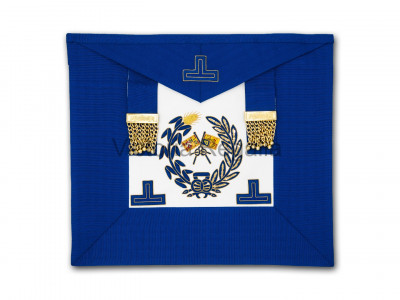 Grand Lodge Undress Apron and Collar - English Constitution