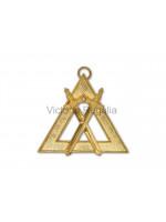 Irish Royal Arch Janitor Officers Collar Jewel