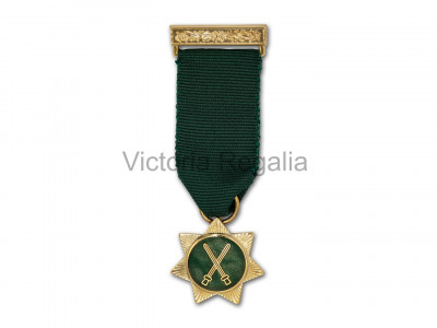 Knight Masons Breast Jewel