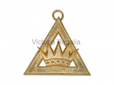 Irish Royal Arch Officers Collar Jewel