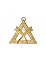 Irish Royal Arch Registrar Officers Collar Jewel