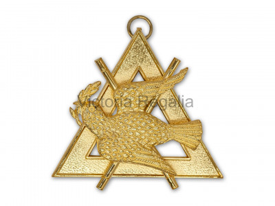 Irish Royal Arch Officers Collar Jewel