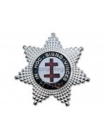 Preceptors Star Jewel - Knights Templar - English Constitution