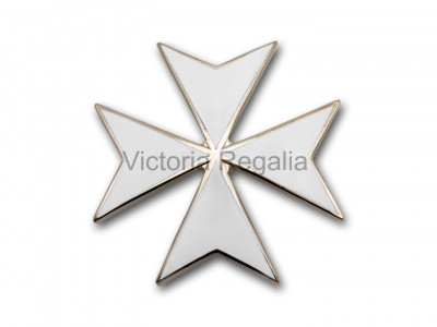 Knights of Malta Knights Cap badge - English Constitution