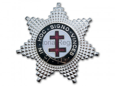 Irish Order of the Temple Preceptors Star