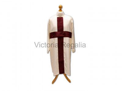 Knights Templar Tunic - English Constitution