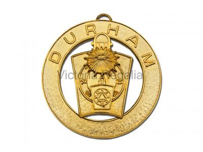 Mark Provincial Acting Rank Collar jewel - English Constitution