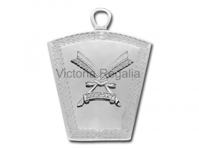 Mark Officers Collar Jewel - English Constitution