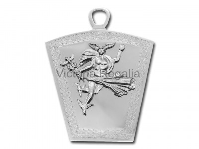 Mark Deacon Officers Collar Jewel - English Constitution