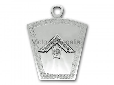 Mark Past Master Collar Jewel - English Constitution