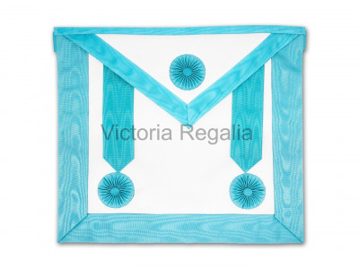 Irish  Master Masons Working Apron -Standard