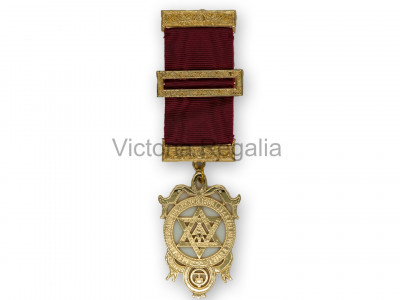 Royal Arch Principal Breast Jewel - English Consitution - English Constitution