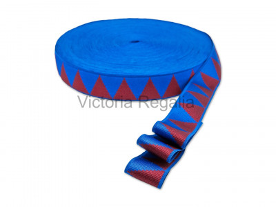 Royal Arch Chapter English Constitution Chapter Ribbon Per Metre x 1 1/4'' Width